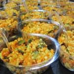 Taboulé d'automne au millet, carottes et graines de courge